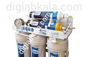 دستگاه تصفیه آب آکوا ( مدل لوکس )