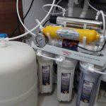 نمونه کار نصب دستگاه تصفیه آب دیجی آب کالا