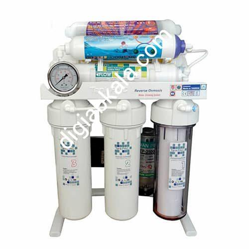 تصفیه آب تانک پک 8 مرحله ای (قلیایی + محافظ)